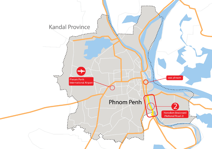 Phnom Penh and Kandal Province