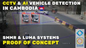 Machine-learning traffic analysis piloted in Phnom Penh