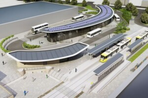 Intermodal Mobility Hubs