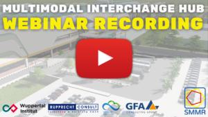 Multimodal Interchange Hubs Webinar Recording
