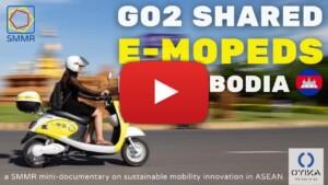Shared E-Mobility in Cambodia